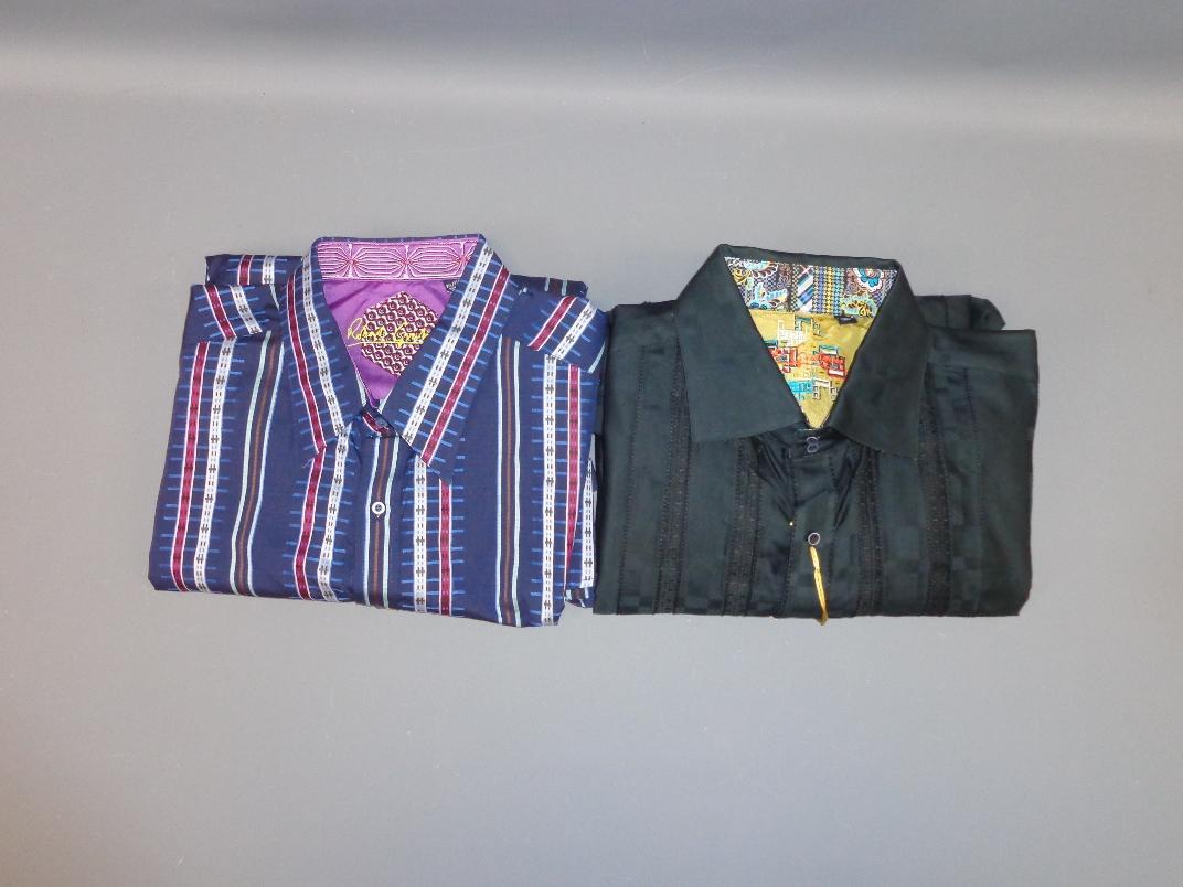 modern shirts family cameron tucker