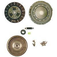 FORD 7.3L  POWERSTROKE CLUTCH SOLID FLYWHEEL KIT NEW!!!!!! 94-98 Turbo Diesel