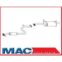98 Elantra 1.8L Fed & Cal Emis / 99-00 2.0L Fed Only Muffler Exhaust Pipe System