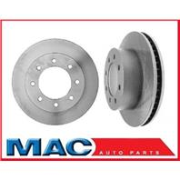 2003 2004 2005 2006 2007 2008 Dodge Ram 2500 3500 (2) Front  Disc Brake Rotor Rotors