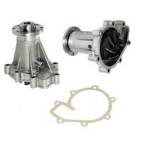 190D 300D 2.5L 300SD 3.4L NEW US Motor Works US9228 Engine Water Pump 147-2065