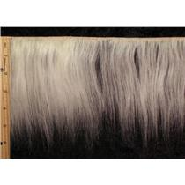 "mohair weft natural undyed straight 5-6""x190""  24167 FP"