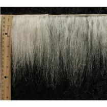 "Goat hair weft natural  PFD wig  5-7"" x 220"" 24496 FP"