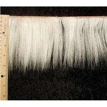 "Yak hair weft natural PFD clown wig  4-5"" x54"" 24695 QP"