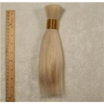 "Goat hair Bulk  Blonde 60 7-10"" x100g 24744 FP"