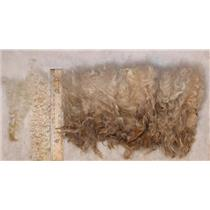 "Mohair raw white fine adult  3 oz 4-7"" 25085"