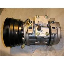 AC Compressor For Toyota Corolla Celica  (1YrW) Reman 67382