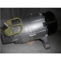 AC Compressor For 2006-2008 Chevrolet Pontiac Saturn 3.5l (New)