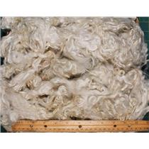 "mohair curls washed 3-6"" for doll wigs,weft,fairies or rooting  25278"