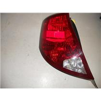2003-2007 Saturn Ion Driver Side Tail Light