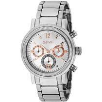 August Steiner AS8009SS Quartz Chronograph Stainless steel Mens Watch