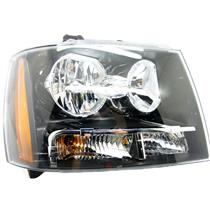 2007-2012 Chevy Avalanche Passenger Side Headlight