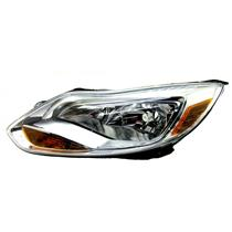 2011-2013 Ford Focus Driver's Side Headlight