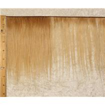 "mohair weft coarse light golden blonde 22 straight 7-9 x 200"" 90-100 25629 FP"