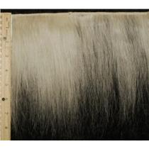 "mohair weft Undyed coarse textured 6 8 x 43"" 24077 HP"