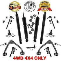 Suspension Chassi Control Arm Kit + Shock Absorber Set 1997-2003 F150 4WD