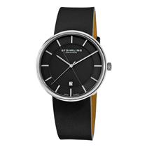 Stuhrling  244 33151 Classic Fairmount Swiss Quartz Date Ultra Slim Mens Watch