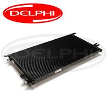 *NEW* Aluminum Condenser / Condensor Heavy Duty  Delphi CF1108