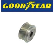 New Premium Goodyear 49712 Alternator Decoupler Clutch Pulley