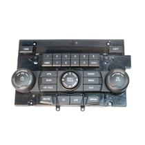 OEM Ford 2009-11 Focus Radio Control Panel Face Plate - 9S4T-18A802-AB
