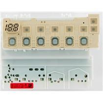Bosch Dishwasher Control Board Part 676962R 676962 Model SHE43P02UC/56