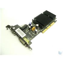 XFX nVidia GeForce GF 6200 PV-T44A-WANG 256MB DVI VGA AGP Video Card