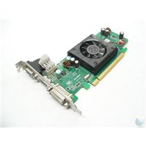 Pegatron ATI Radeon HD3450 0F342F 256MB Full Size HDMI DVI VGA PCI-e Video Card