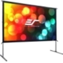Elite Screens Yard Master 2 OMS100HR2 Projection Screen 16:9 Floor Mount