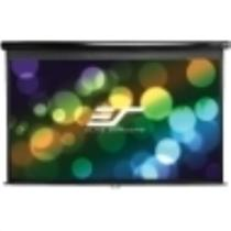 Elite Screens M95UWC-E18 Manual Ceiling Mount Manual Pull Down Projection Screen