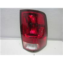 2009-2012 DODGE RAM 1500 RIGHT HAND TAILLIGHT