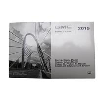 *NEW* OE GM 2015 GMC IntelliLink User Manual Radio Dash System Guide 23458253