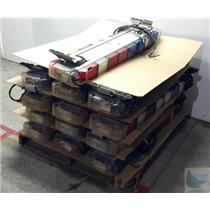 Lot of 13 Whelen Edge 9M Model 9m328000 Police Strobe Light Bars