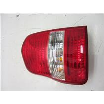 FOR 2003-2005 KIA CARNIVAL SEDONA LEFT HAND DRIVERS SIDE TAIL LIGHT