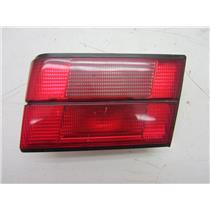 FOR 1989-1993 BMW 535i RIGHT HAND PASSENGER SIDE TAIL LIGHT