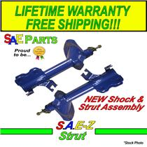 (2) NEW Heavy Duty  Rear Left & Right  Shock Strut Assembly