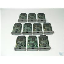 Lot of 10 HP Jetdirect J3110A 600n 10/100 Print Server