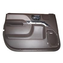 Factory New GM 0 miles Silverado Door Panel Front Driver Cocoa 23427665