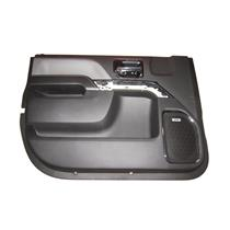 Factory New GM 0 miles Silverado Door Panel Front Driver Jet Black 23142591