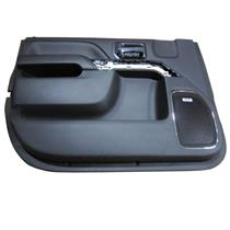 Factory New GM 0 miles Silverado Door Panel Front Driver Jet Black 23427575