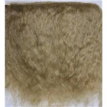 "mohair weft Ash blond 5-6"" doll hair  2 yds  26103"