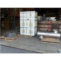 Degremont Technologies Medium Pressure UV ARAY System & Controller SMP-350 250-6