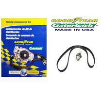 *NEW* High Performance  Goodyear GTK0295A Engine Timing Belt Kit