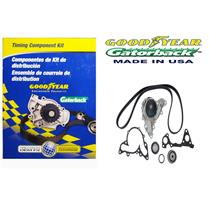 *NEW* High Performance  Goodyear GTKWP259 Engine Water Pump Kit