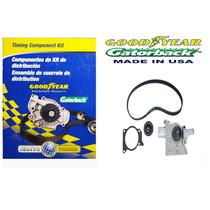 *NEW* High Performance  Goodyear GTKWP283 Engine Water Pump Kit