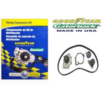*NEW* High Performance  Goodyear GTKWP331 Engine Timing Belt Component Kit