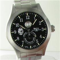 Ball Grand Central Engineer Master II GCT GM2086C-S2-BK Black Dial Watch NWT