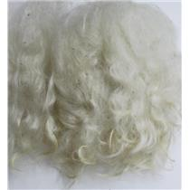 "4"" -10"" curly adult sorted washed mohair  0.85 oz doll hair  26171"