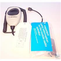 NEW Motorola HMN4069F Radio Microphone (Open Box)