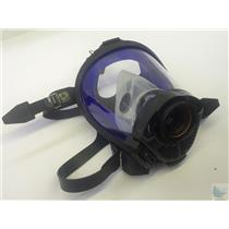 Survivair SCBA Mask Model # Twenty Twenty Plus Part # 252010 Size S