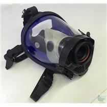 Survivair SCBA Mask Part # 969061 Blue Rubber Face Seal Size M